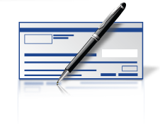 Cheque Drawing Icon PNG images