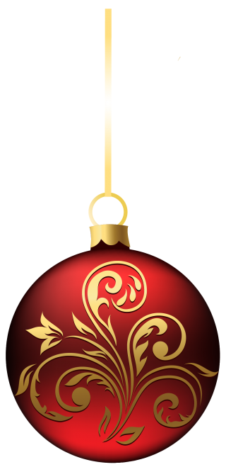 Christmas Ornament Transparent PNG PNG images