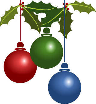 Christmas Ornaments PNG Picture PNG images