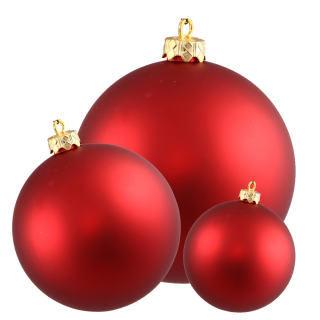 Christmas Ornaments Vector Download PNG images