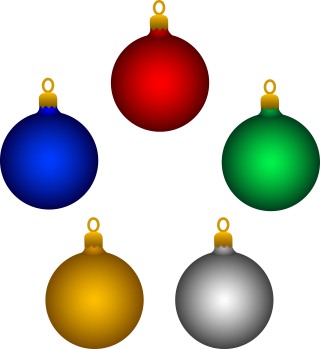 High-quality Christmas Ornaments Transparent Images PNG images