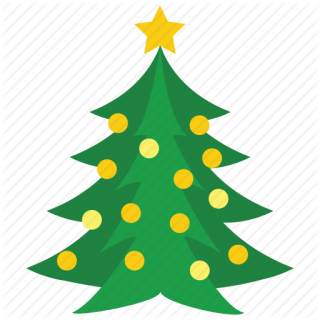 Christmas Tree Icon Transparent PNG images