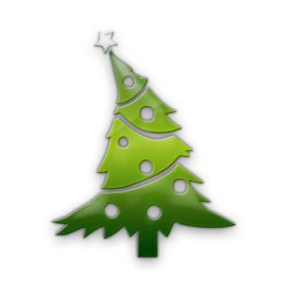 Free Christmas Tree Vector PNG images