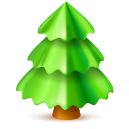 Icon Svg Christmas Tree PNG images