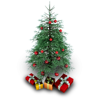 Christmas Tree Photos Icon PNG images