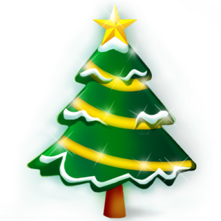 Symbols Christmas Tree PNG images