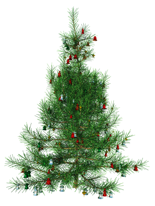 Png Format Images Of Christmas Tree PNG images