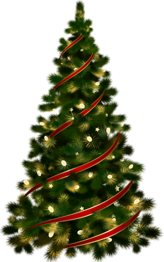 Christmas Tree Clip Art PNG images