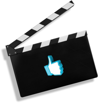Cinema Clapper Board Png PNG images