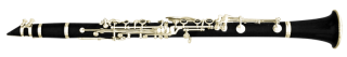 Clarinet Flopped Png PNG images