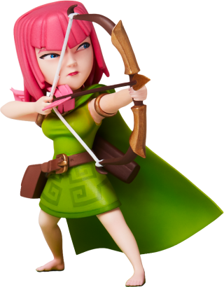 High-quality Clash Royale Cliparts PNG images