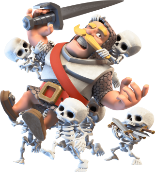 High-quality Clash Royale Transparent Png Images PNG images