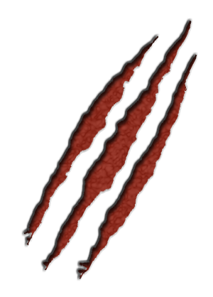 Claw Scratch Red And Blood Images PNG images