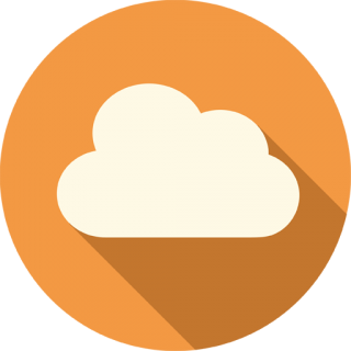 Free Cloud Icon PNG images