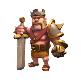 Clash Of Clans, King Icon Vector PNG images