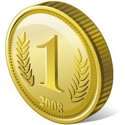 Coin Icon Transparent Coin Png Images Vector Freeiconspng