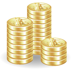 Transparent Coin Png PNG images
