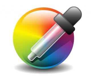 Color Picker Icon PNG images