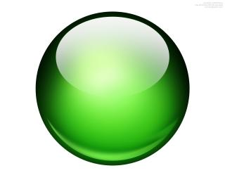 Glossy Ball Color Icon PNG images