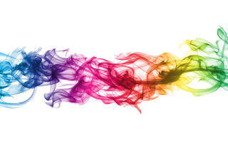 Colored Smoke Transparent Image PNG images