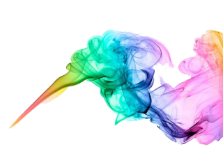Colorful Smoke Png PNG images