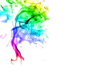 Colour Smoke Effect Png PNG images
