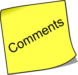 Transparent Background Comment PNG images