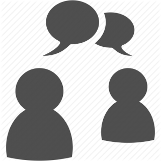 Communication, People, Person, User Icon PNG images