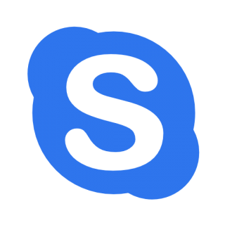 Communication Skype Icon PNG images