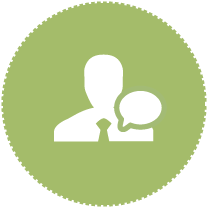 Leadership Communication Icon Png PNG images