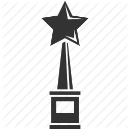 Award, Best, Winner Compete Icon PNG images