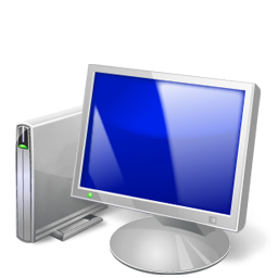 Computer Icon | Vista Hardware Devices PNG images