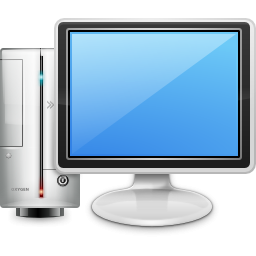 Devices Computer Icon | Oxygen Iconset | Oxygen Team PNG images