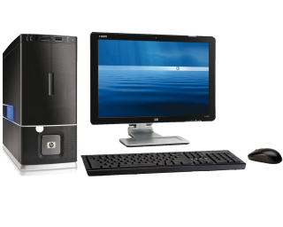 Computer Case, Monitor, Mouse, Keyboard Png PNG images