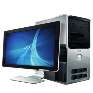 Computer Case With Monitor Png PNG images