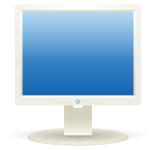 Computer LCD Display Png PNG images