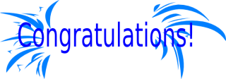 Download And Use Congratulations Png Clipart PNG images