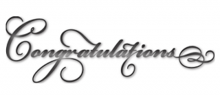 Free Clipart Images Best Congratulations PNG images