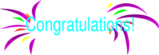 Congratulations Background PNG images