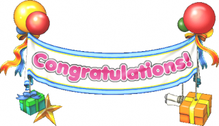 Congratulations Png Available In Different Size PNG images