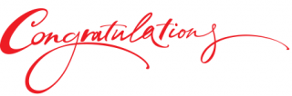 Download Free High-quality Congratulations Png Transparent Images PNG images