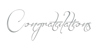 High-quality Congratulations Cliparts For Free! PNG images