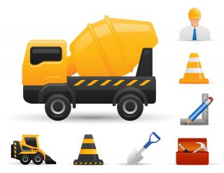 Hd Icon Construction PNG images