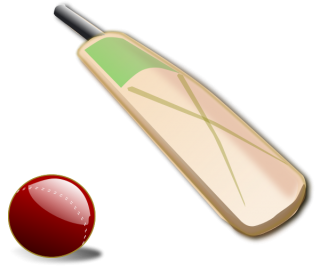 Cricket Bat And Ball Png PNG images