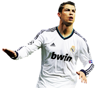 Cr7 Real Madrid Cristiano Ronaldo Png PNG images