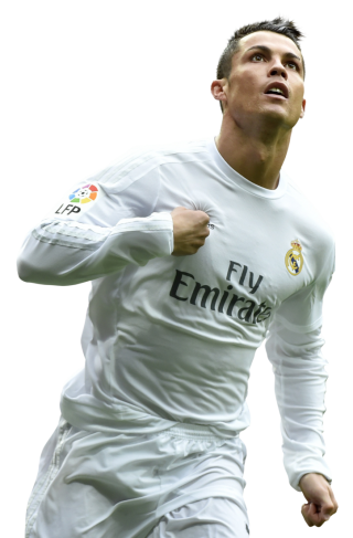 Cristiano Ronaldo Big Boss Real Madrid PNG images