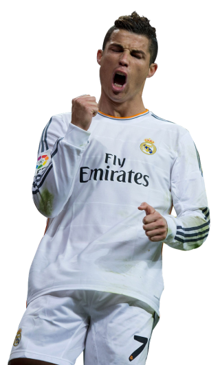 Cristiano Ronaldo Cr7 Football PNG images