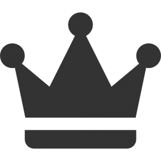 Icon Crown Png Free PNG images