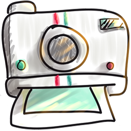 Cute Camera Icon Png PNG images