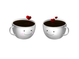 Cute Coffe Cup Icon Png PNG images